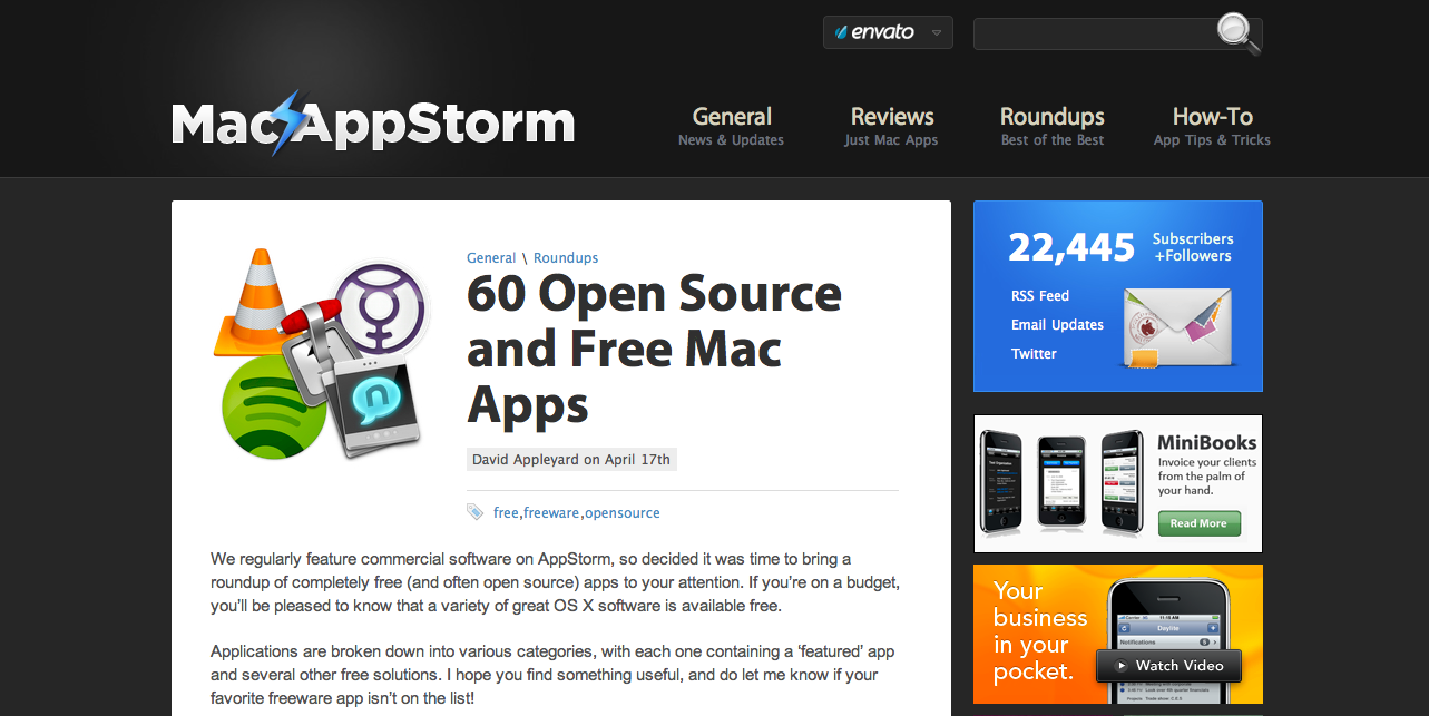 A Collection Of The 30 Best Mac Apps Roundups - MacStories