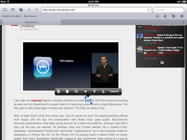 The Current Status Of iOS 4 2 1 Jailbreak for iPad [Cydia Apps