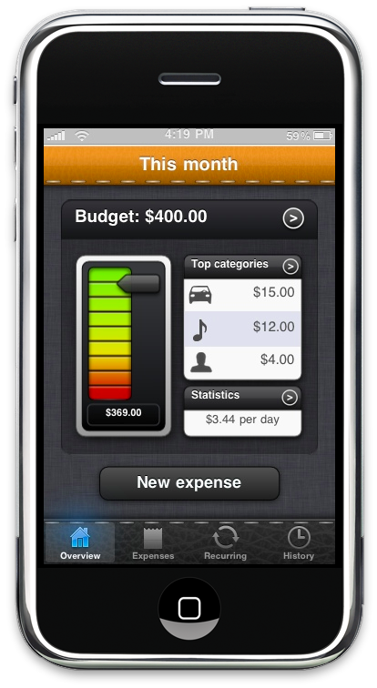 how to cancel recurring payments on iphone