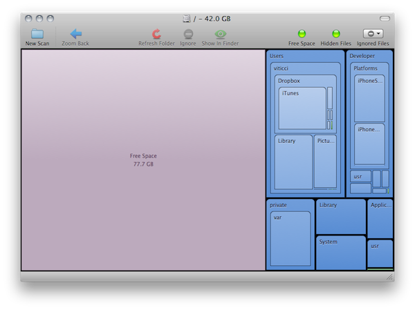Space Gremlin Is A Simple App To Free Up Space On Your Mac