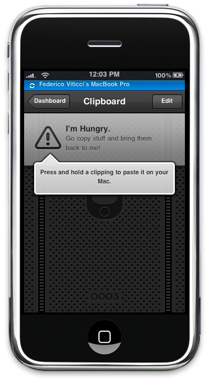 Pastebot Clipboard