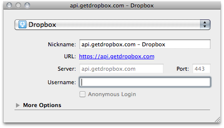 Cyberduck 4 0 Is Out: Dropbox Support, Better Finder