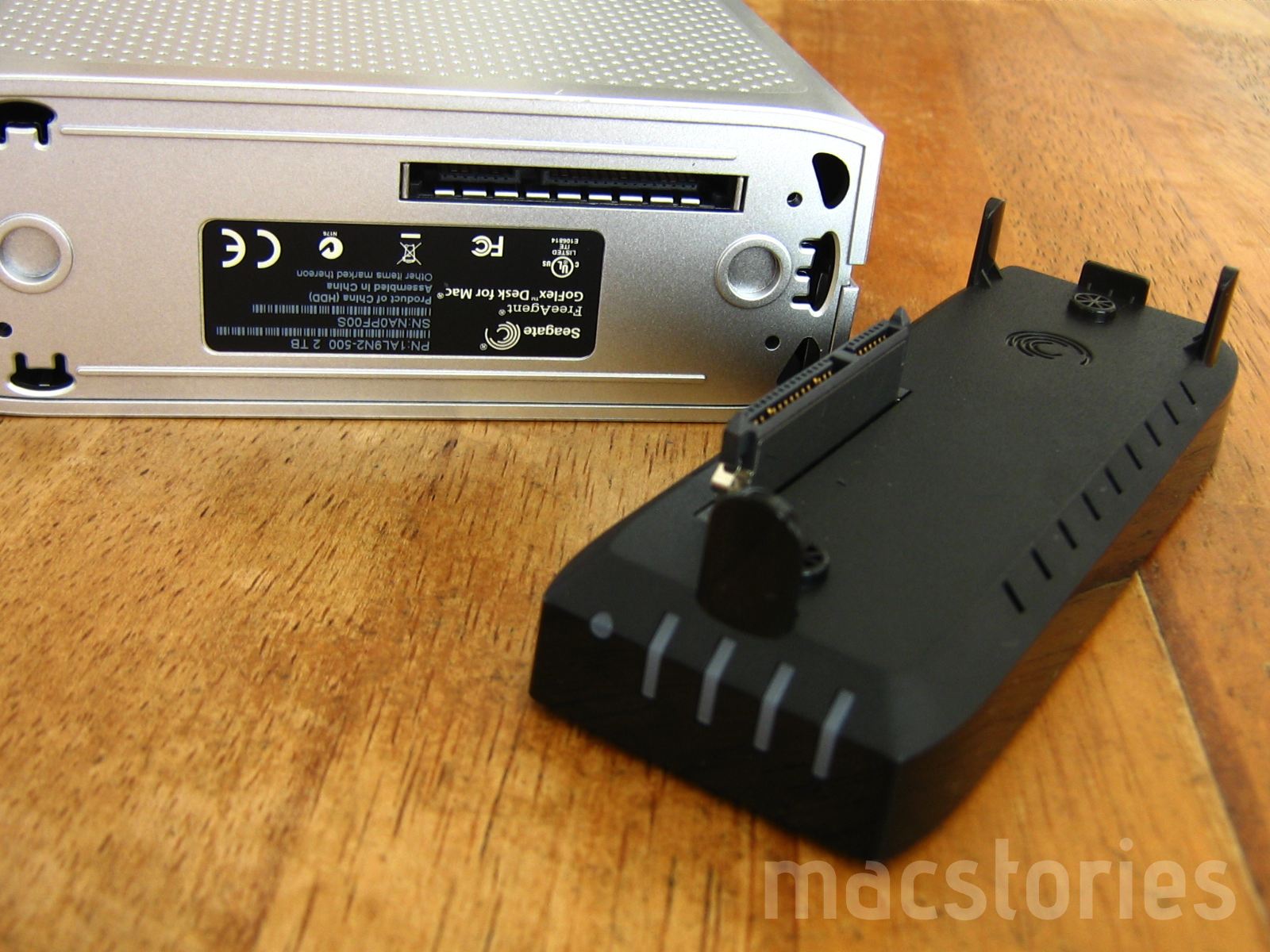 Macstories Product Review Seagate Goflex Amp Goflex Desk