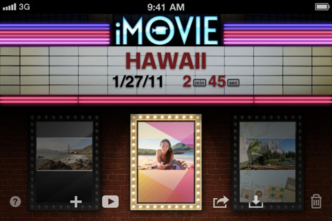 apple releases imovie for ipad � macstories