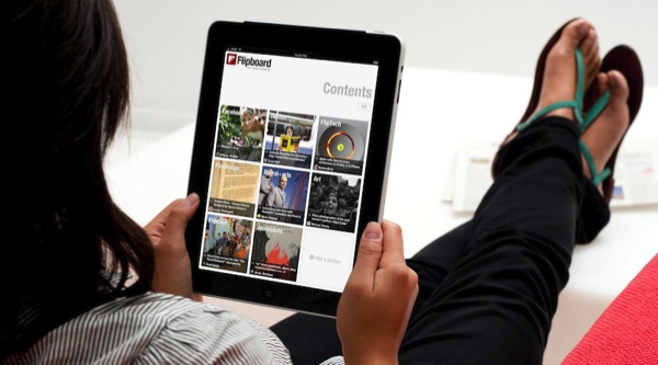 Flipboard UX Design