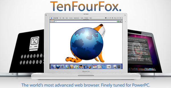 Latest Firefox update compatible with Mac Tiger OSX 10.4.11