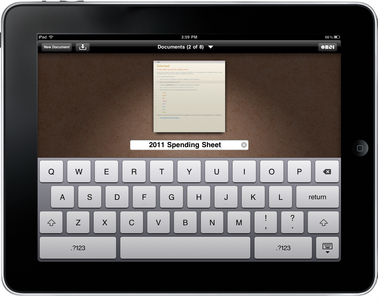 Omnioutliner for ipad tutorial learning the nuts bolts for Omnioutliner templates