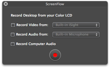 Screenflow Mac