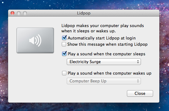 Lidpop Plays A Sound When Your Mac Wakes Up – MacStories