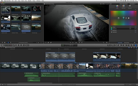 FCP X - MacStories