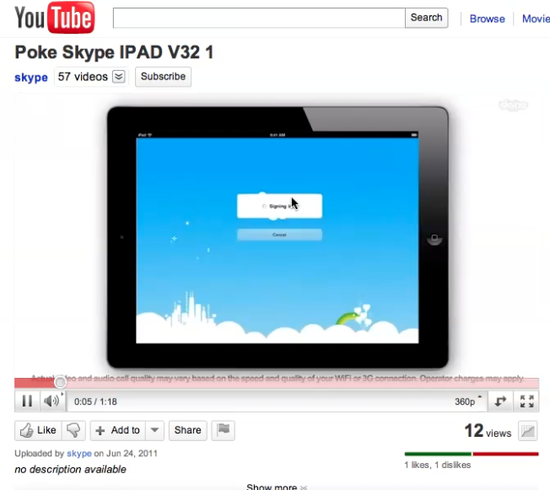 Skype for iPad Is Coming, Video Surfaces Online - MacStories