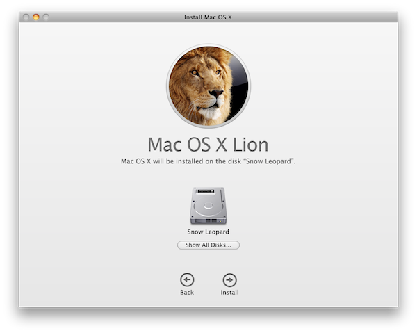 OS X Lion: Installation Guide & Q&A - MacStories