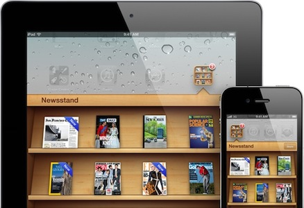 Adobe Adds Full Support For Newsstand In Its Digital