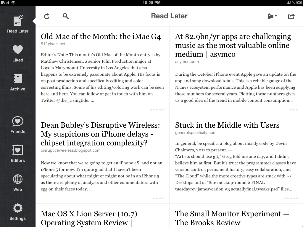 instapaper – Tag Archive - MacStories - page 3