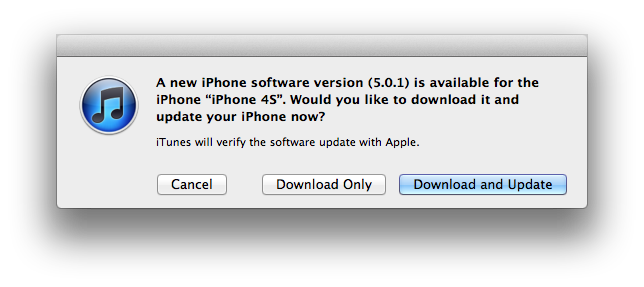 Download ios 5. 0. 1 beta 2 for iphone, ipad, ipod touch [developers.