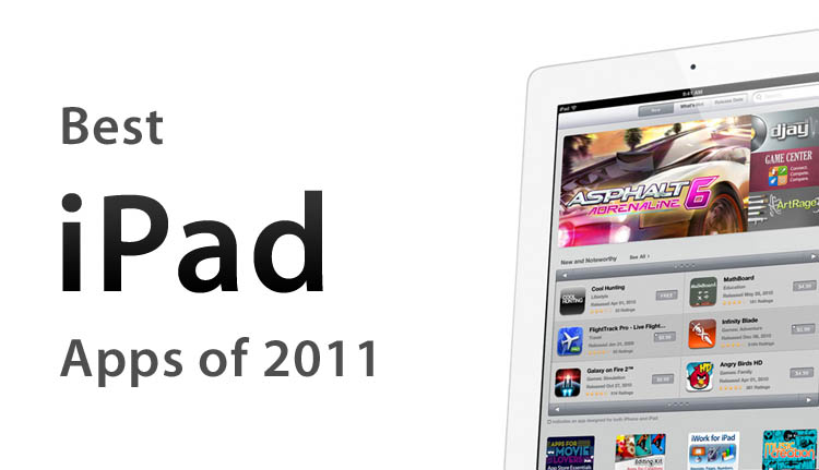 Best Apps Of 2011: Vote For Your Favourite + A Huge Giveaway