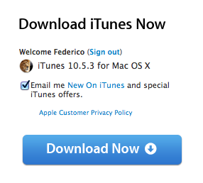 Download itunes 10. 5. 1 for windows & mac (direct download links.