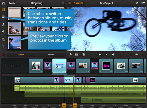 Avid Brings Its Video Editing Tools To The iPad With Avid Studio