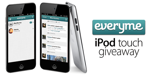 free ipod 5 giveaway