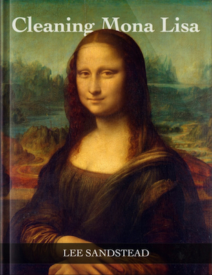 Cleaning Mona Lisa Book Cover