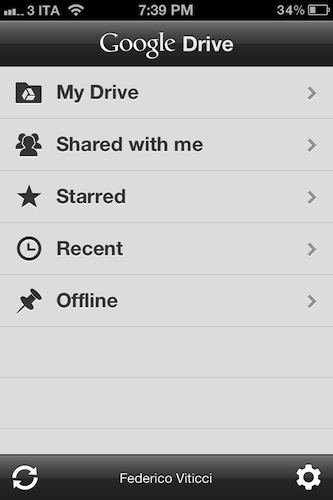 Google Drive For Ios Now Available Macstories