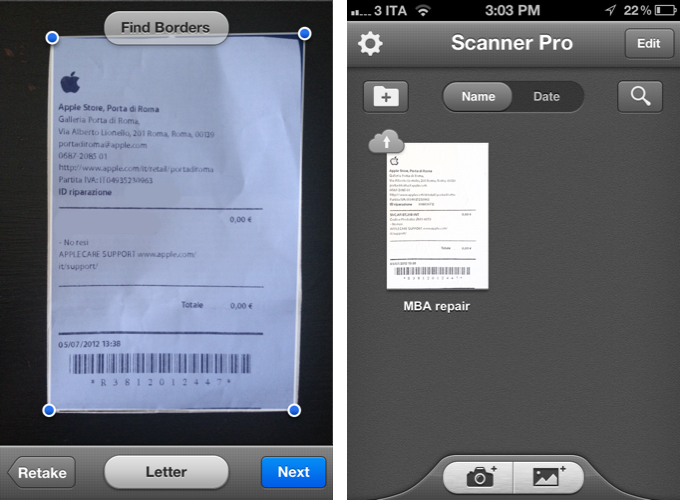 Scanner Pro Gets Icloud Support For Scans Macstories