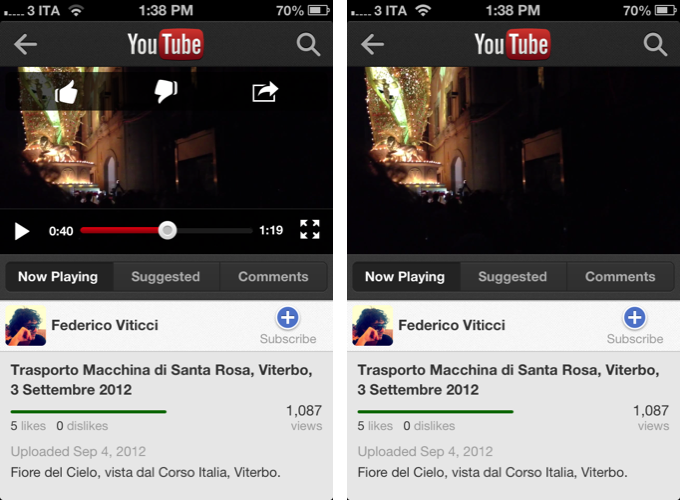 The Reality Check Of Google's New YouTube App - MacStories