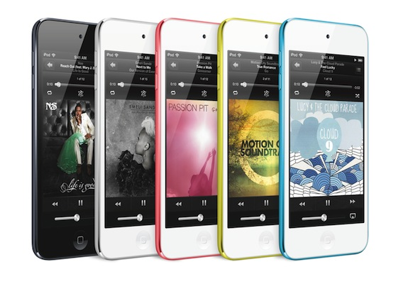 Apple Announces New Itunes For Os X Ipod Touch 5th Generation And A New Ipod Nano Macstories