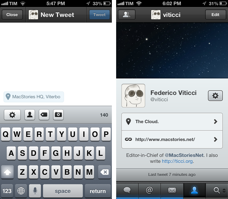 Tweetbot For IPhone 2.6 Adds Custom POIs, Header Images